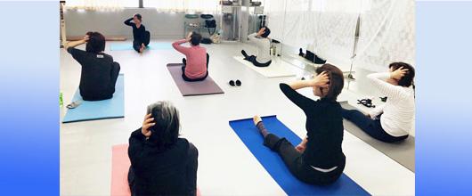 心と身体 hato-me yoga